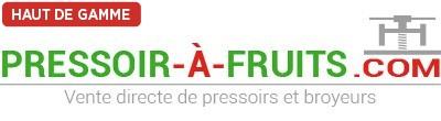 Pressoirs à fruits