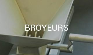 Broyeurs